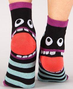 جوراب ساقدار پاشنه دهان
