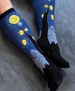 جوراب شب پر ستاره ونگوک